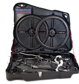 Service: Build bike from box or travel case