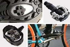 Service: Clipless Pedal installation & adjust