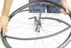 Service: Flat tire repair