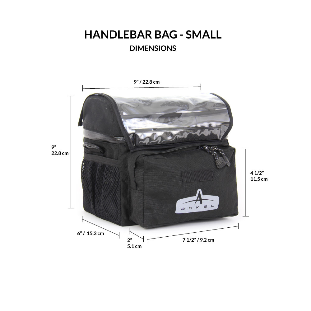 Arkel Arkel Handlebar Bag, Small