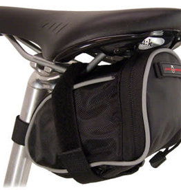 Banjo Brothers Seat Bag: MD, Black