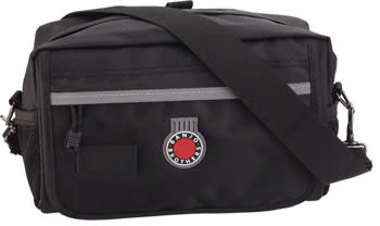 Banjo Brothers Banjo Brothers QR Handlebar Bag: Black