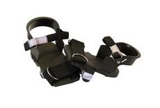 TerraTrike Heel Support Pedals w/ Straps (pair)