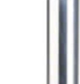 Kalloy Uno 602 Seatpost, 26 x 350mm, Silver