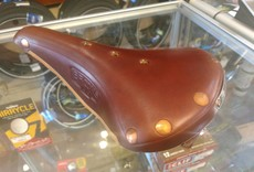 Brooks Brooks B17 Special Saddle - Steel