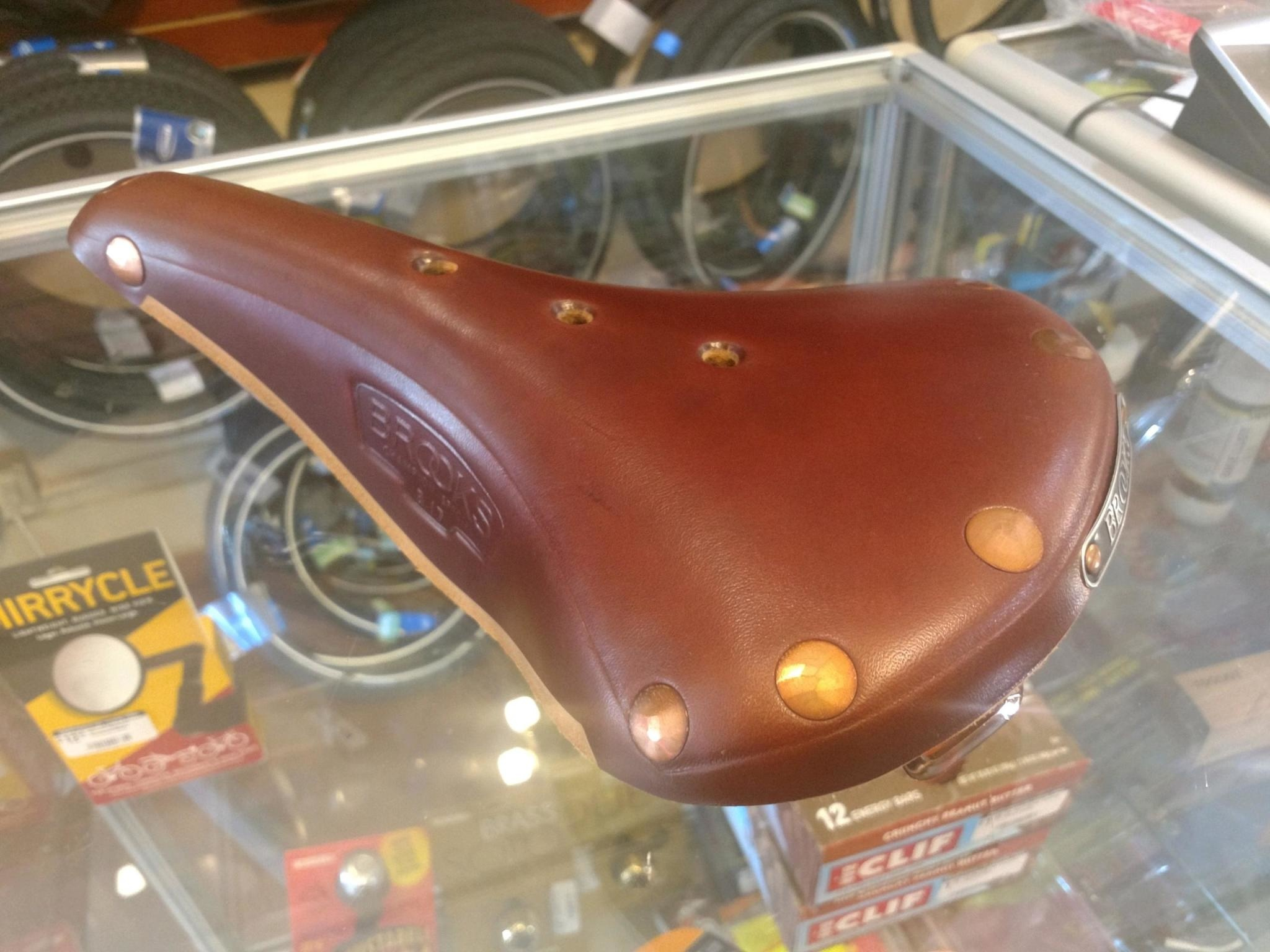 Brooks B17 Special Saddle - Steel