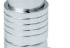 """Zoom Zoom HeadsUp2 1-1/8"""" 75mm extension Silver"""