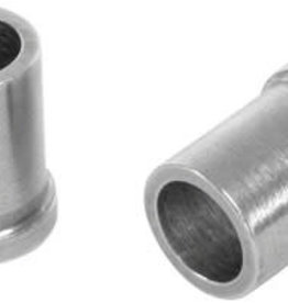 Wheels Manufacturing Aluminum Presta Valve Saver, 11mm, 1 pair