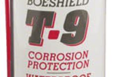 Boeshield T9 Aerosol Chain Lube and Rust Inhibitor: 4oz