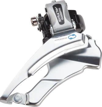 Shimano Altus FD-M313 7/8-Speed Triple Down-Swing Dual-Pull Front Derailleur
