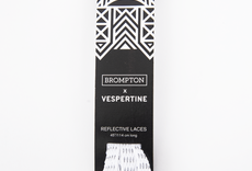 "Brompton Brompton x Vespertine Reflective Shoe Laces 45""/114cm long"