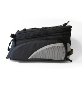 TerraTrike Deluxe Trunk Pack Black