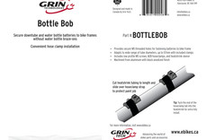 Grin Technologies Bottle Bob, battery anchor