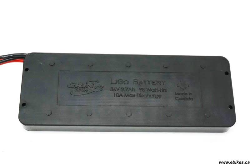 Grin Technologies Grin Technologies 36V LiGo Battery