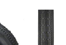 Kenda Kenda Street K124 Tire - 12.5 x 2.25, Clincher, Wire, Black, 22tpi (62-203)