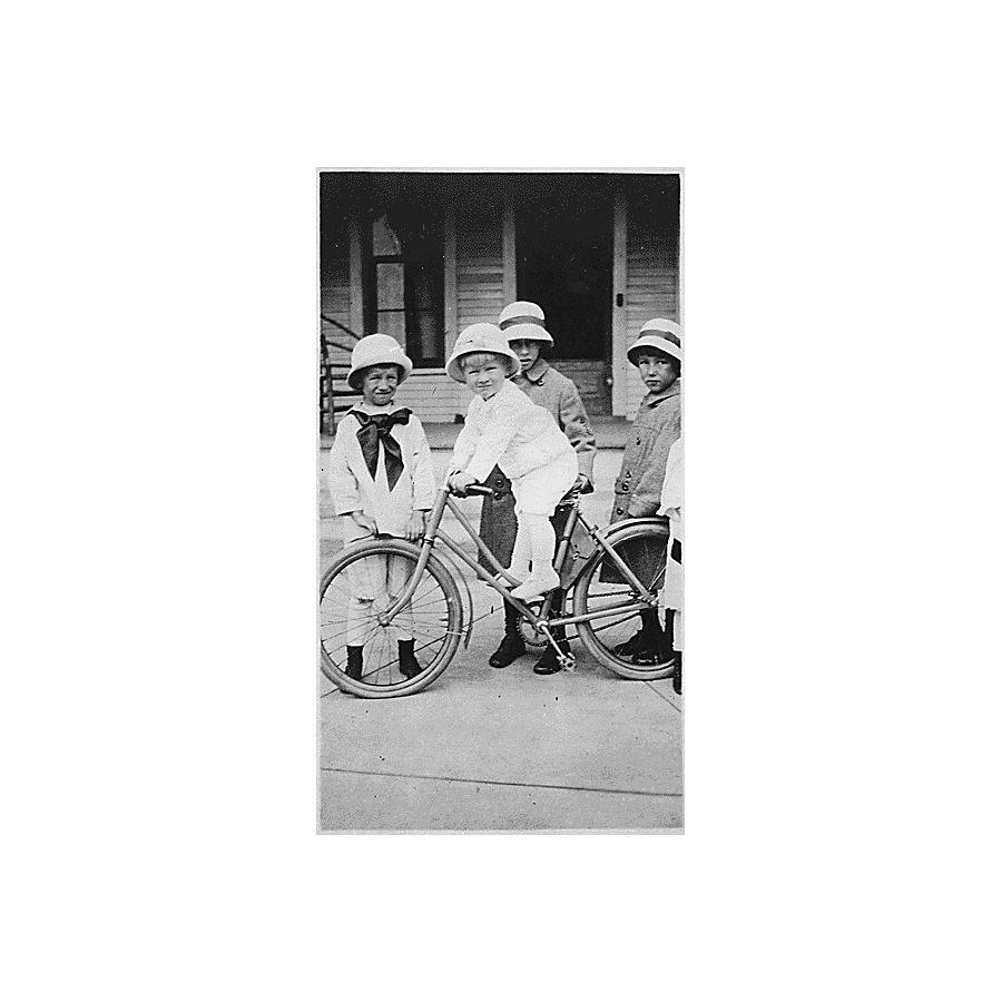 Gerald Ford bike