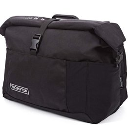 Brompton T Bag includes cover and frame Black