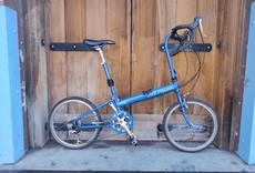 Bike Friday Bike Friday, New World Tourist, 58CM, blue