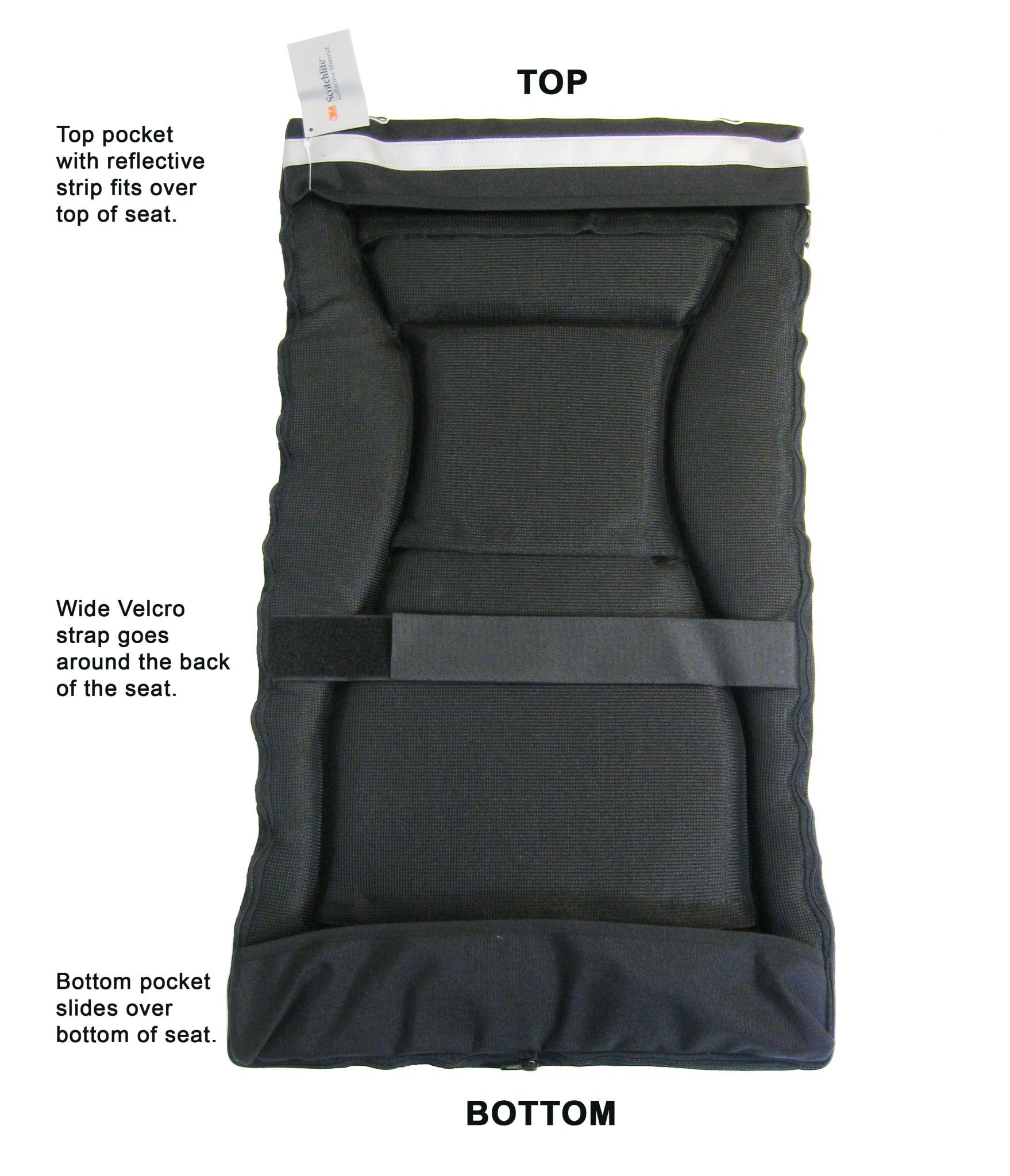 TerraTrike TerraTrike Seat Pad