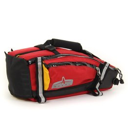 Arkel Arkel,Tailrider Bike Trunk Bag, Red