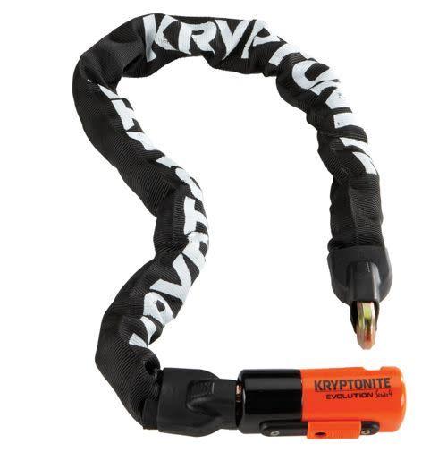 Kryptonite 1090 Evolution Series 4 Chain Lock: 3' (90cm)