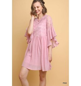 UMGEE DANIE Babydoll Dress
