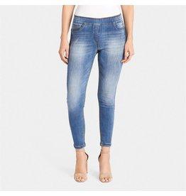 coco+carmen HALLIE Distressed Skinny Ankle Jean