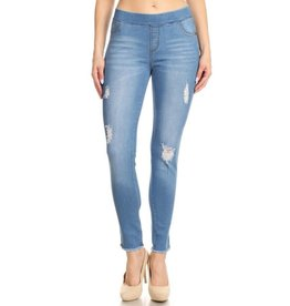 Color5 NAOMI Distressed Jeggings Skinny