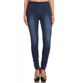 Color5 MAYA High Waist Denim Jegging