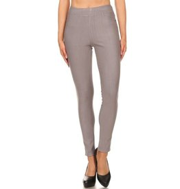 Color5 SILVERSTONE Gray Jegging