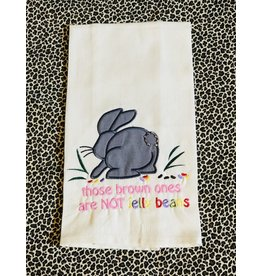 The Ritzy Gypsy NOT Jelly Beans Towel