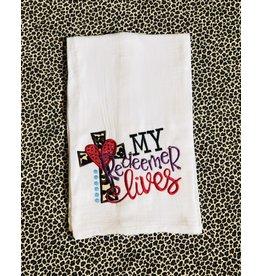 The Ritzy Gypsy REDEEMER Towel