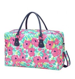 Viv & Lou GRACE Floral Summer Line Travel Bag