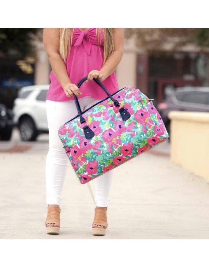 Viv & Lou GRACE Floral Summer Line Travel Bag