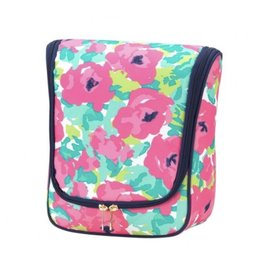 Viv & Lou GRACE Floral Summer Line Hanging Travel Case