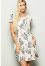 Cezanne ADALINE Floral Dress with Pockets