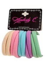 Funteze Accessories SOPHIA Crease-Free Hair Ties