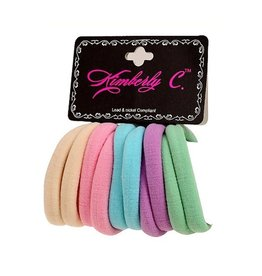 Funteze Accessories SOPHIA Crease-Free Hair Ties