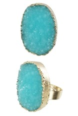 Funteze Accessories DRUZY Ring