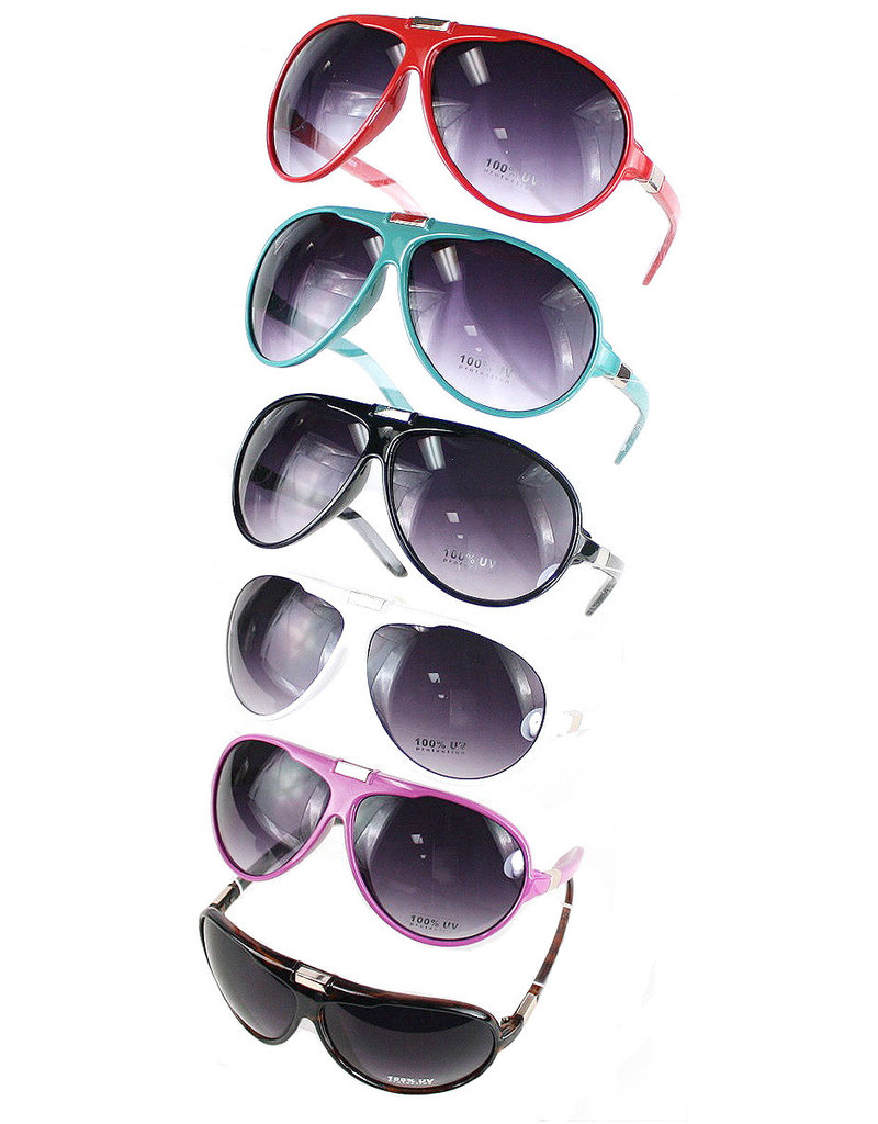 Funteze Accessories KHLOE Sunglasses Assorted Colors