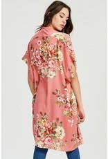 Oddi ELSA Floral Kimono
