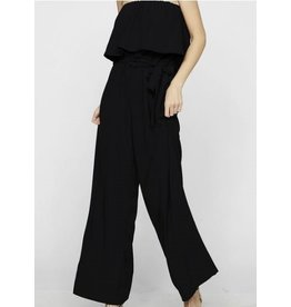 BiBi REAGAN Off The Shoulder Jumpsuit
