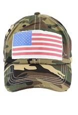 PATRIOT Camo Hat