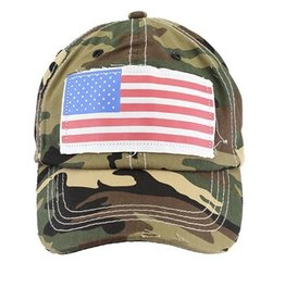 PATRIOT Camo Hat