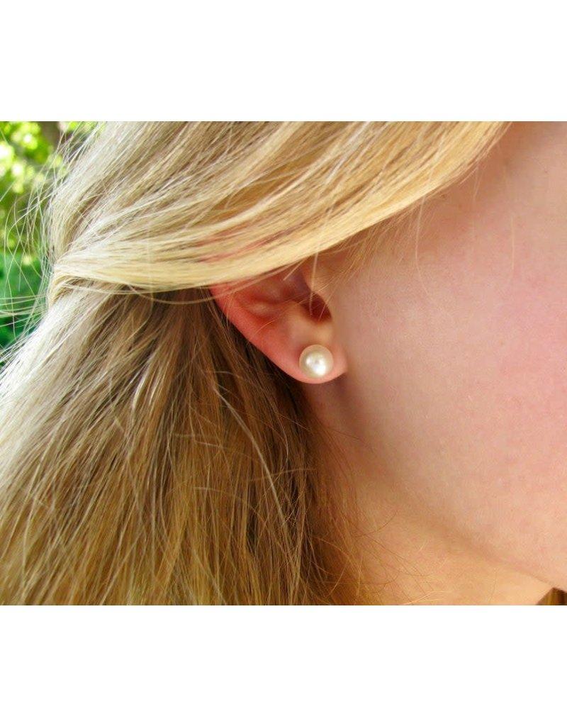 KNC WILMA PEARL Stud Pearl Earring