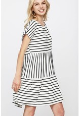 BiBi DOLLY Stripe Jersey Dress
