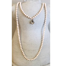 The Ritzy Gypsy TIMELINE Beaded Double Layer Necklace