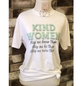 The Ritzy Gypsy KIND WOMEN Graphic Tee