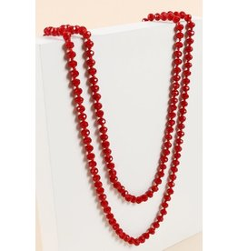 Suzie Q/KNC DOUBLE WRAP Beaded Necklace (More Colors)