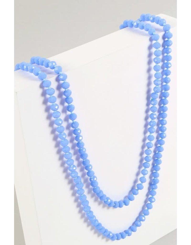 Suzie Q/KNC DOUBLE WRAP Beaded Necklace (More Colors)